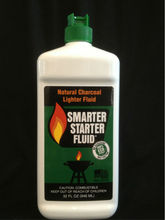 Smarter Starter Fluid - Natural Charcoal Lighter Fluid