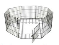 Multi-functional Durable Colorful Metal Wire Cheap Pet Fence