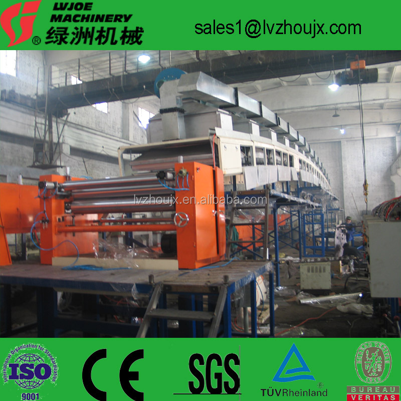 CE Certification Automatic Copper/Aluminum Foil Tape Coating Lamination Machine