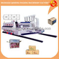 GYK-C Automatic cardboard printing and slotting machine