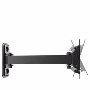 "Full Motion Standard Vesa TV Wall Mount For 13""-27"" Screens With VESA 100*100mm"