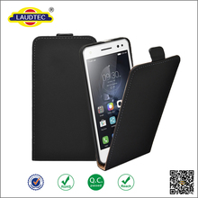 Ultra Slim Leather cover Flip mobile phone case For Lenovo Vibe S1 Lite ---------Laudtec
