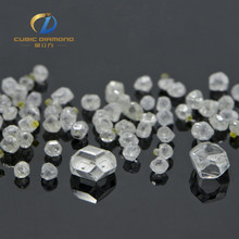 Factory Wholesale HPHT CVD lab created rough diamond
