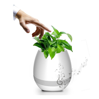 Smart Touch Plant Piano Bluetooth Speaker