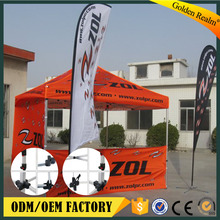 fold exhibition tent