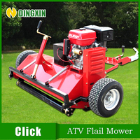 CE Certificated ATV Flail Mower With