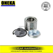 [ONEKA]Auto spare parts rear wheel hub bearing repair kit vkba6544 for Peugeot
