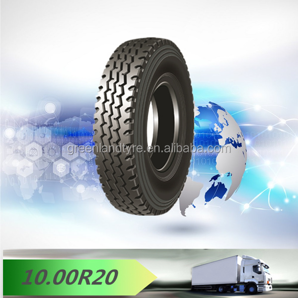 Chinese cheap truck tires for sale 10.00r20 HFLY lorry tire