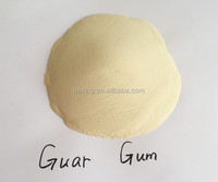 Guar gum for cosmetic