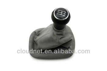 Gear Shift Knob & Grey Boot (5 Speed) For VW Volkswagen Passat B5 B5.5