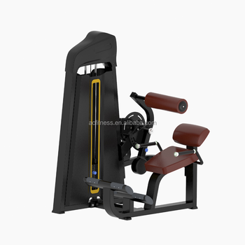AC-C019 gym and exercise equipment/pure strength machine/functional fitness equipment lower back machine