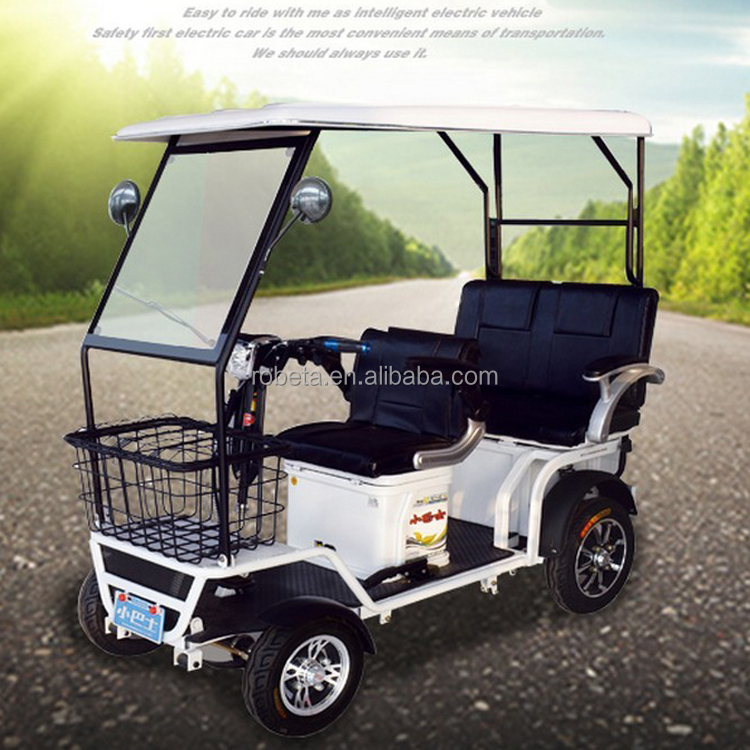 4 wheel electric scooter plastic body parts