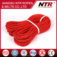NTR nylon climbing rope work personal protective equipment
