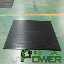 Factory direct cheap price used rubber mats for horse stalls