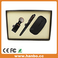 Fashion design leather Business gift set for office