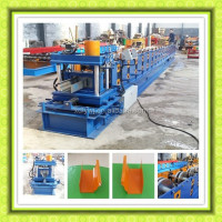Hot Sale Galvanized Ridge Roofing Sheet Gutter cold Roll Forming Machine