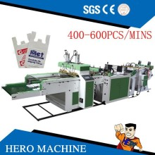 HERO BRAND bopp side sealing machine