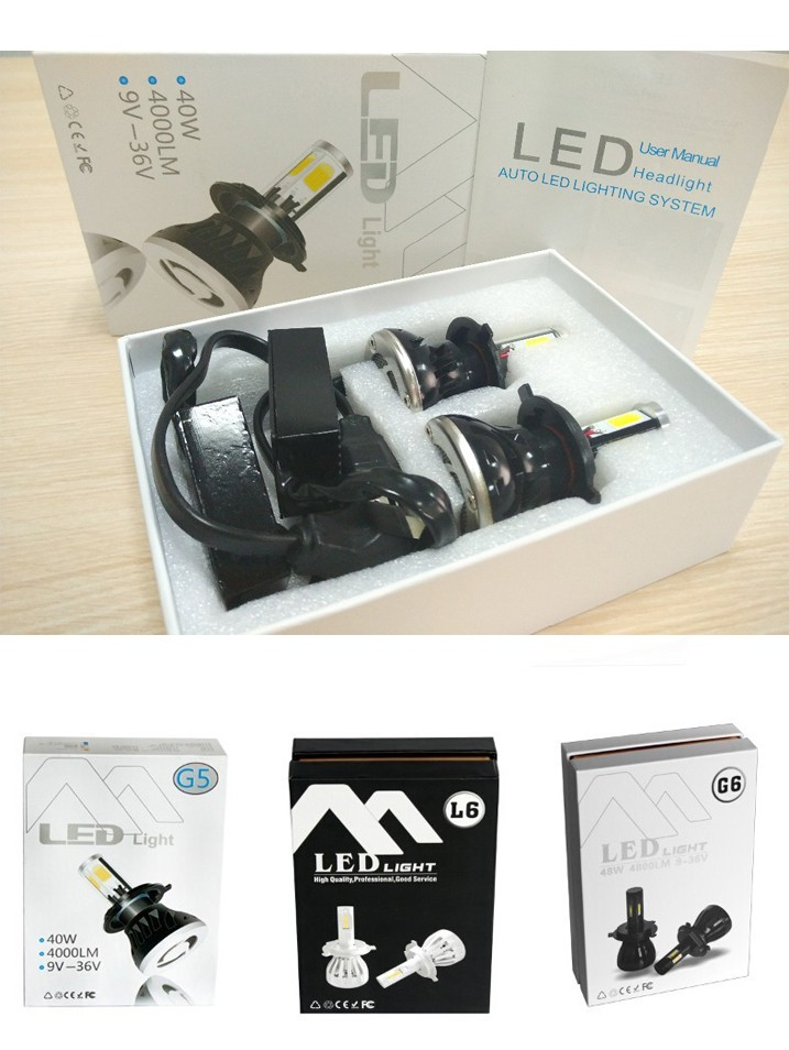 China Auto parts for led lighting bulbs headlight high power h4 h13 9004 9007 h1 h3 h7 h16 h15 880 guangzhou auto parts