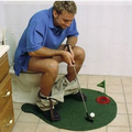 New exotic indoor sports recreation toilet golf