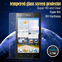 Trade Assurance Supplier! screen protector for huawei ascend g700,tempered glass screen protector for huawei acend g700