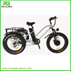 China Merry Gold New 48V 500W three wheel fat Electric Bicycle, e bicycle