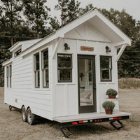 eco friendly prefab wood tiny containers house