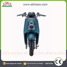 Battery operated 1000 watt high power electric motorcycle