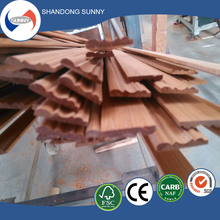 Cheap price teak wood moulding