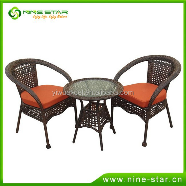 Factory Main Products! Garden rattan furniture outdoor furniture for sale