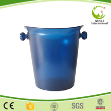 China Made Custom Plastic Ice Bucket For Promotion beer barrels 4.5L icebucket