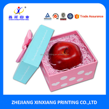 Custom Printed Paper Box Packaging ISO9001:2008 Standard