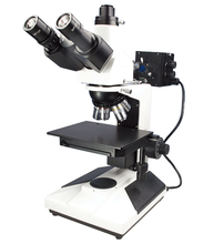 Long distance Plan archomatic objectives multi head geological microscope for sale