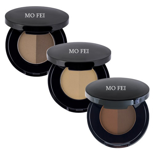 OEM ODM new design eyebrow makeup 2 colors eyebrow powder