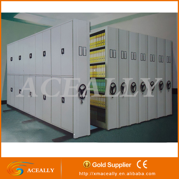 large scale government library mobile shelving systems uae