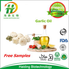 CAS No 8000-78-0 Pure Natural Garlic Oil