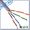 CE,ROHS Test Passed 100m/box best price network cable roll cat6 cat6a cat5e function network cable for office project
