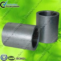 gi malleable iron pipe fittings coupling