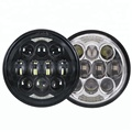 High quality ! ! 5.75 Inch 80W Original Osram Chip High/Low Beam Headlight for Harley Motorcycle