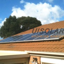 Residential And Commerical Pitched Tile Roof Solar Panel Mounting System