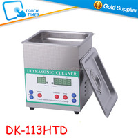 DK-113HTD 1.3L Mini Digital Ultrasonic Cleaner for Glasses Jewelry