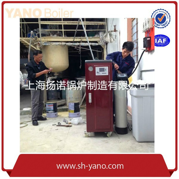 36KW 51KG/HR Electric Steam Boiler used with Reaction Kettle, Reactor & Reactive Still