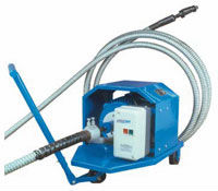 TUBE CLEANING MACHINE FROM INDIA FOR BOILER AND CONDENSER TUBE
