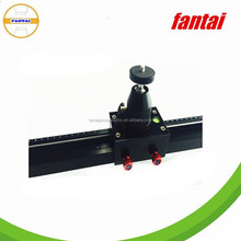 Adjustable Rotation Motorized Video Camera Slider For Video DSLR