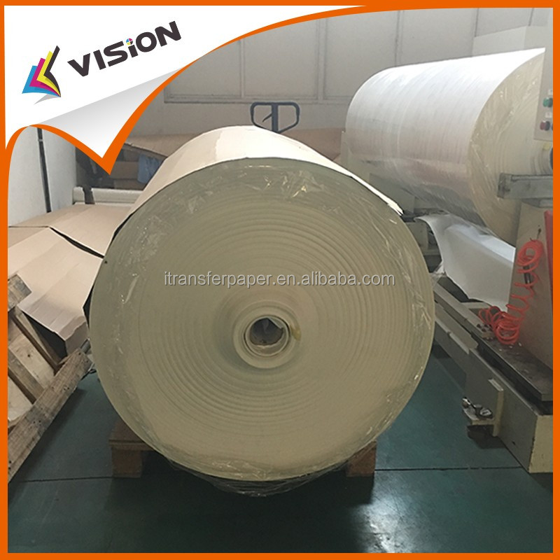 Custom Sublimation Ink transfer paper 100gsm high quality fast dry paper