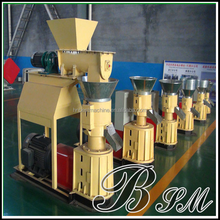 Reasonable price flat Die Pellet mill with Auto Lubrication System