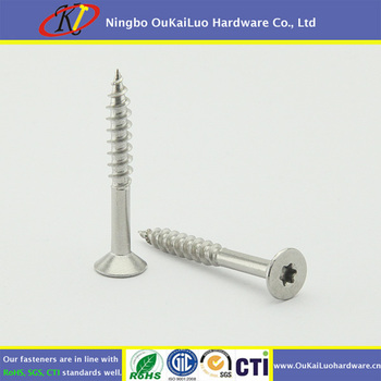 18-8 Stainless Steel Torx Head Self Tapping Screw