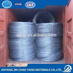 low carbon sae1008 6.5 mm steel wire rod price