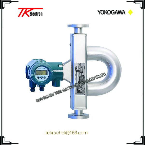 Yokogawa ROTAMASS 3-Series Coriolis Mass Flow and Density Meter