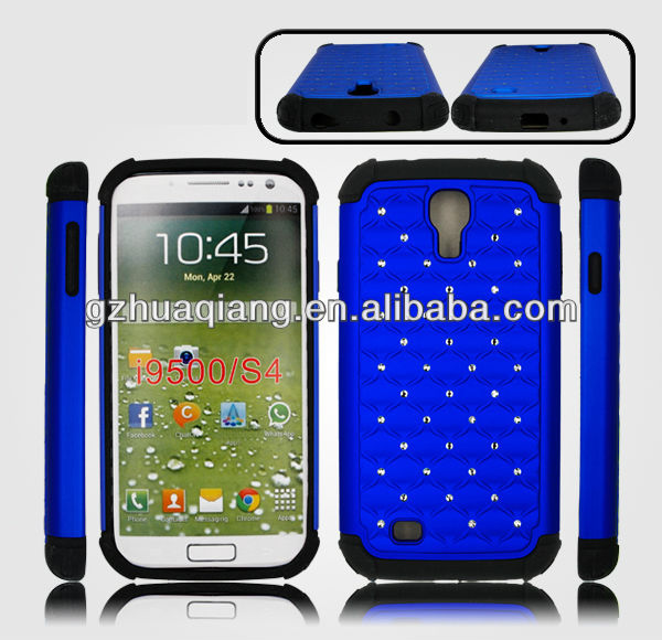 Wholesale Case for samsung galaxy S4,New For Iphone Case S4, Case Cover for I9500