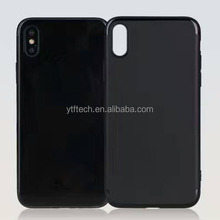 Hot selling popular high quality Matt TPU phone case for Iphone X grind arenaceous